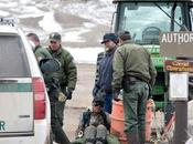 Yellowstone Announces 2014 Bison Slaughter Following One-Man Blockade