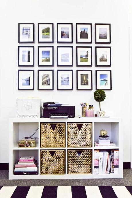 Shop Talk: Alex & Liz's Office Tour | theglitterguide.com