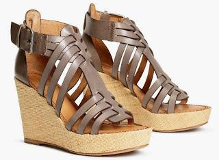 Shoe of the Day | Trask Heather Wedges