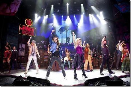 Review: Rock of Ages (Broadway in Chicago, 2014)