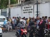 Myanmar VISA Application (Bangkok)