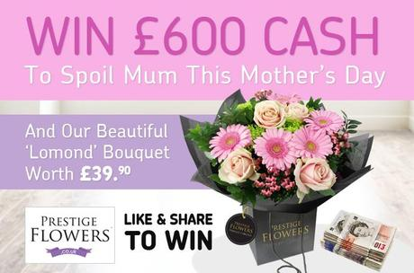 Mother's Day Facebook Competition