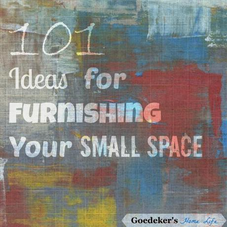Ideas to furnish small spaces