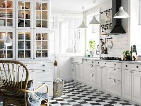 break up your storage open cabinets