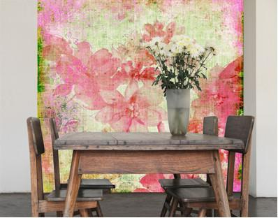 Photo Wall Mural - adhesive Forgotten Beauty II