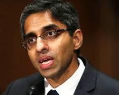 Gun-control advocate Vivek Murthy
