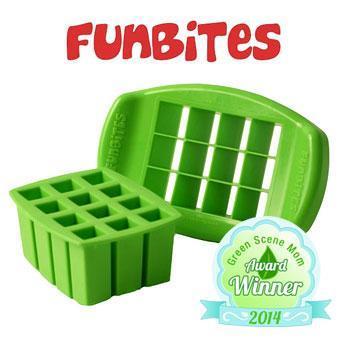 Funbites Cutter Green Scene Mom Award Winner