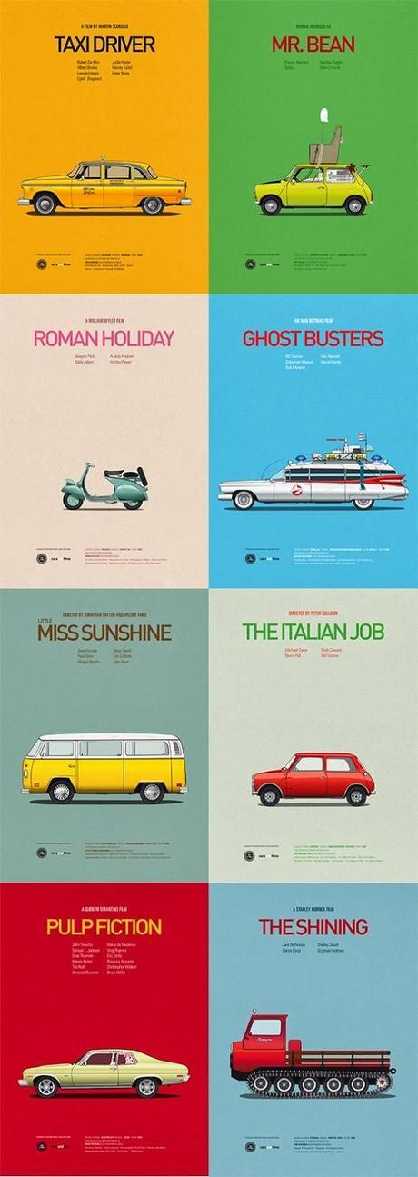 Famous Cars In Iconic Films