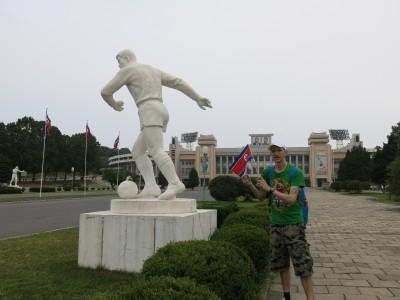 pyongyang north korea football stadium
