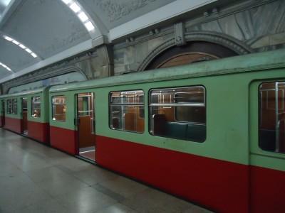 pyongyang metro system