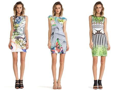 SPRING TREND TO TRY The Graphic Print Dress