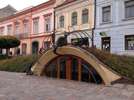 Presov, eastern slovakia, old town