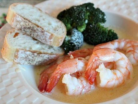 how to make garlic butter sauce for shrimp