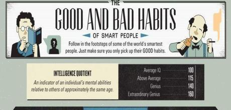 The Good and Bad Habits of Smart People