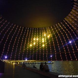 Recommended route to explore iLight Marina Bay 2014