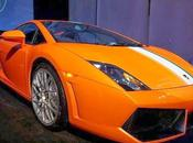 Lamborghini Aventador Crashes Furious Storm