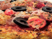 Paleo Pizza, Gluten-Free, Nut-Free, Dairy-Free, EASY Delicious