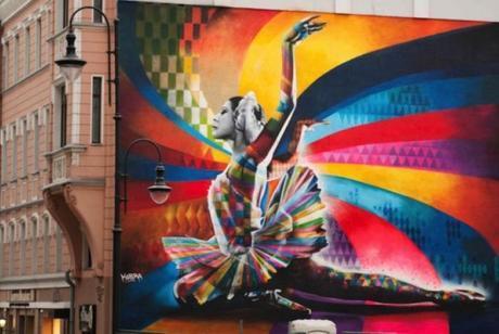 20 Amazing Street Art Pieces