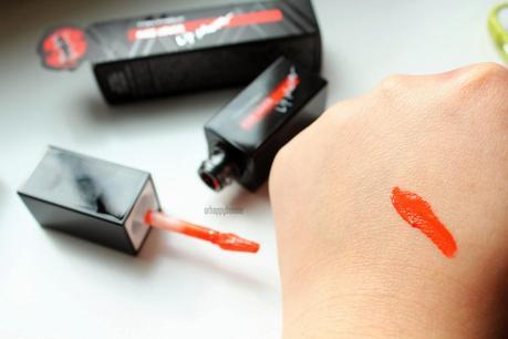 Tony Moly Kiss Lover Lip Master in #04 Allure Orange Review