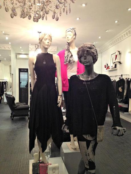 Shopping Soho NYC – Getting Schooled at Madonna & Co