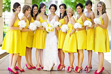 How To Dress The Best As Bridesmaid