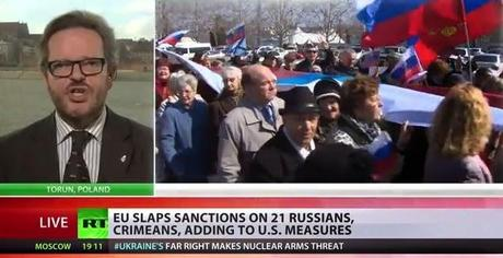 Mutually Assured Destruction: Russia Sanctions Backfire Threat (Video)