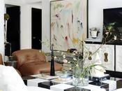 ARTFUL SPACE Sketch42′s Black White Living Room