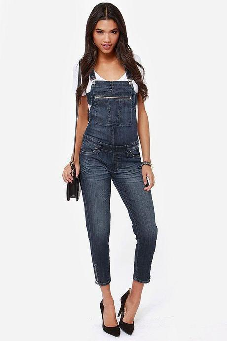womens denim overalls