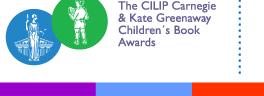The CILIP Carnegie & Kate Greenaway Children's Book Awards Shortlists 2014