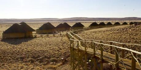Sossus Dune Lodge, a great environmentally friendly place to stay in Naukluft National Park