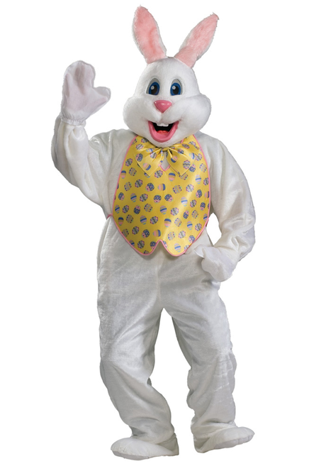 Easter Bunny : Man up