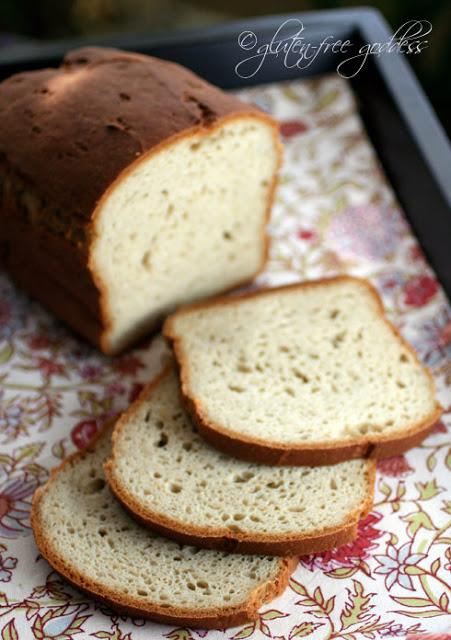 Delicious Gluten-Free Bread Recipe - dairy-free and rice-free, too