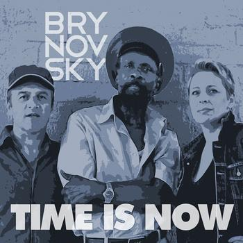 Time is Now cover art