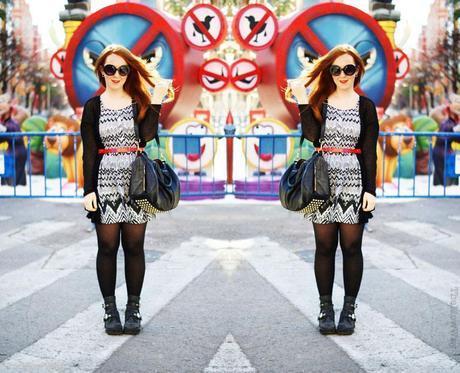 TheMowWay.com  - Monochrome Fallas 2014 Outfit