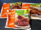 REVIEW! Quorn Frozen Meat Free Products