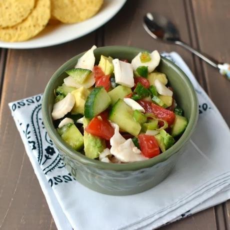 Coconut Ceviche (Vegan Recipe)