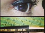 EOTD Little Peep Like Lashes with Loreal Volume Million Mascara