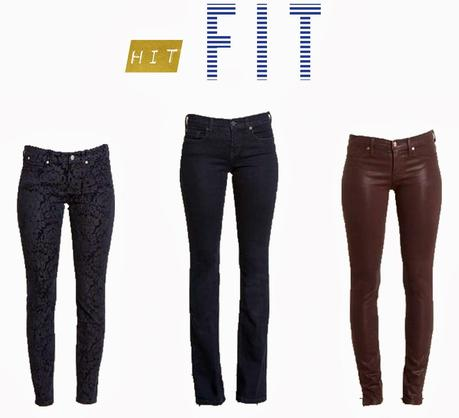 Fit that's a Hit [denim, etc.]