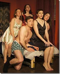 Review: 44 Ways to End Your Sex Life (Redtwist Theatre)