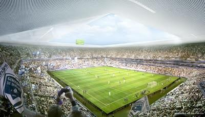 An update on Stade Bordeaux Atlantique, the next big sporting arena
