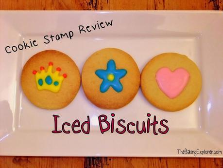 Iced Biscuits: Cookie Stamp Review