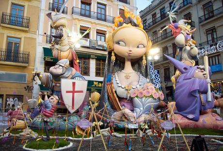 Valencia's Fallas 2014, another hangover post