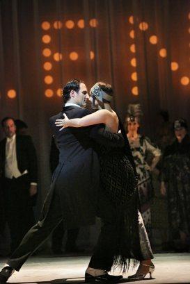 James Valenti as Valentino, courtesy of Minnesota Opera | photo 2014 © Michal Daniel