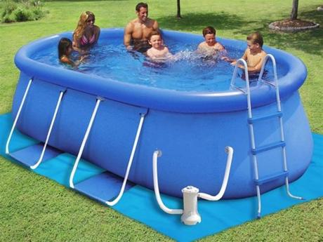 4 Ways An Inflatable Pool Is More Eco Friendly By Bob