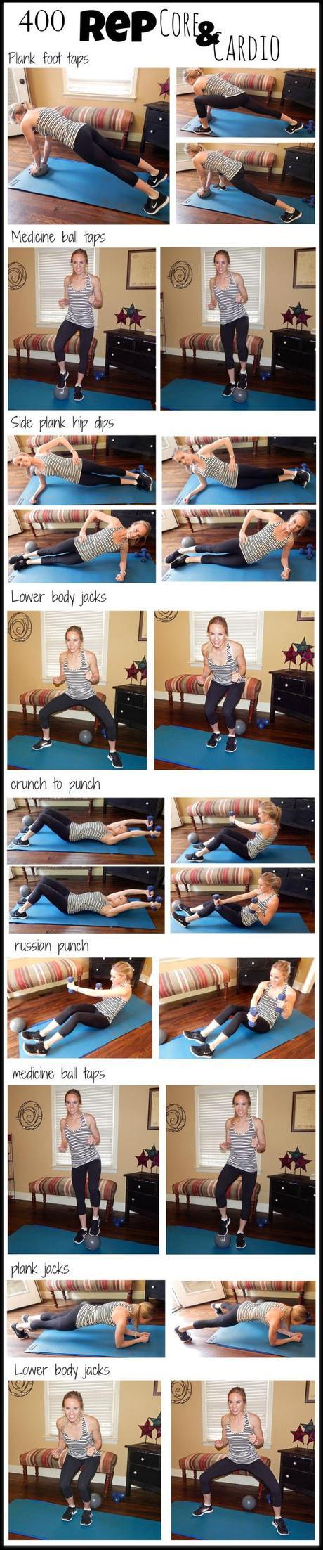 core and cardio