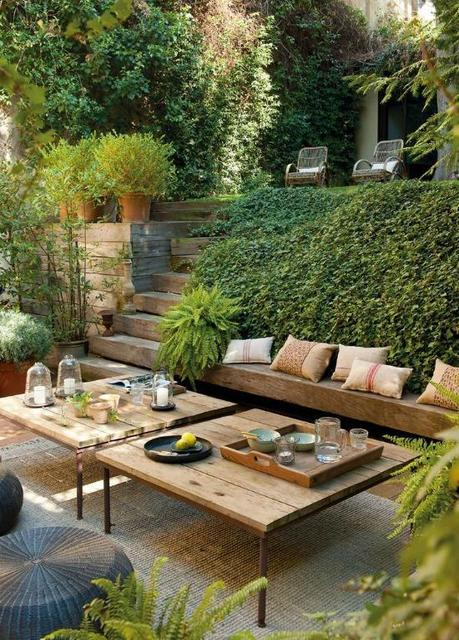 Decor Inspirations Outdoor Entertaining Spaces Paperblog