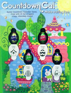 Start the Countdown to Easter with the Easter Countdown Calendar Game ~ Now 50% Off! (PROMO CODE)