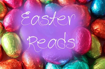 Easter Reads thanks to Scholastic