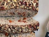 Best Turkey Meatloaf with Sun-dried Tomatoes Pecan Crust Gluten-Free Recipe