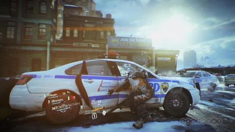 "The Division's Snowdrop engine designed ""to do things better, not bigger,"""
